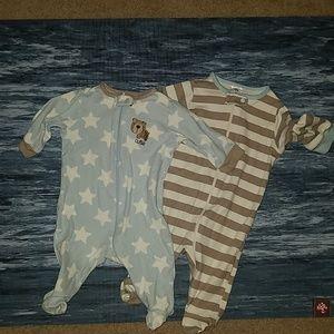 Organic Baby pajamas